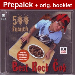 CD & DVD Best Rock Čok