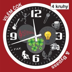 CD - 4 KRUHY - MP3